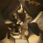 Niagara Cave in Harmony MN