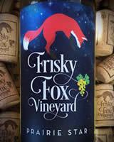 Winery near Harmony - Frisky Fox Vineyard in Riceville IA