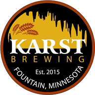 Brewery near Harmony MN - Karst Brewing in Fountain MN
