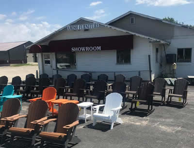 Shop Amish Furniture in Harmony MN